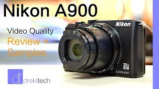 nikon A900 - Video Quality in Depth Review - Cheap Price, Mixed Results