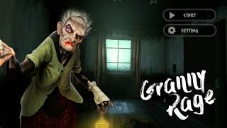 ► Granny Rage   Horror Gameplay