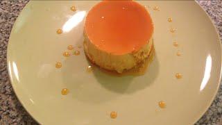 Easy Homemade Creme Caramel / Flan / Custard Pudding