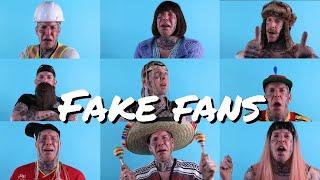Tom Macdonald - Fake Fans (DISS) Reaction