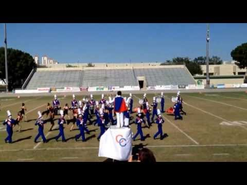 Cape Coral High School Marching Band- MPA 2013