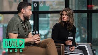"Missy Peregrym & Zeeko Zaki Chat About Their Roles In CBS' ""FBI"""
