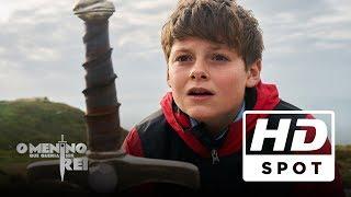 O Menino Que Queria Ser Rei | Spot Oficial | Dublado HD | Hoje nos cinemas