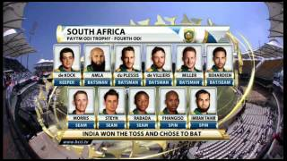 INDIA VS SOUTH AFRICA 2015 5TH ODI HIGHLIGHTS - Must Watch!!