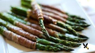 Prosciutto Wrapped Asparagus Recipe - Honeysuckle Catering