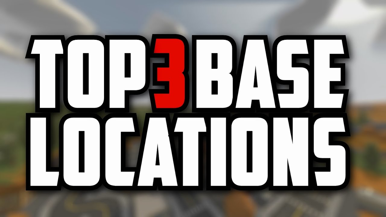 Unturned Russia Map Top 3 Base Locations YouTube
