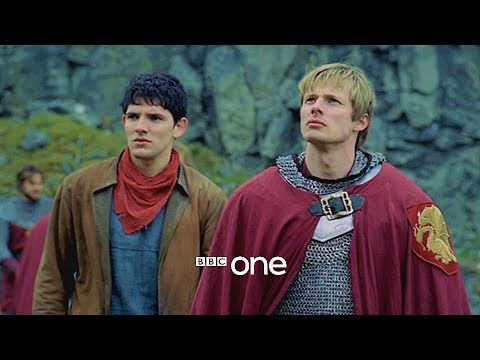 Merlin: Series 1-5 Ultimate BBC One TV Cinematic Trailer (HD)