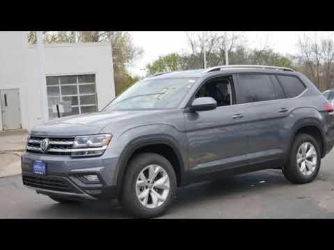 New 2019 Volkswagen Atlas Saint Paul MN Minneapolis, MN #90427