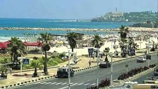 видео Пляжный отдых в Израиле