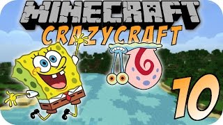 Minecraft CHAOS CRAFT #10 - Spongebob und Co.