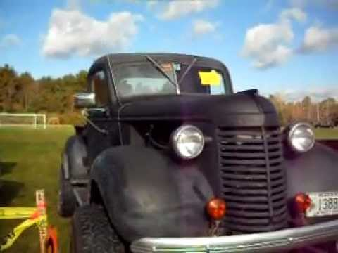 1940 Chevy Truck >> View This 1942 Chevy 4X4 Truck - YouTube