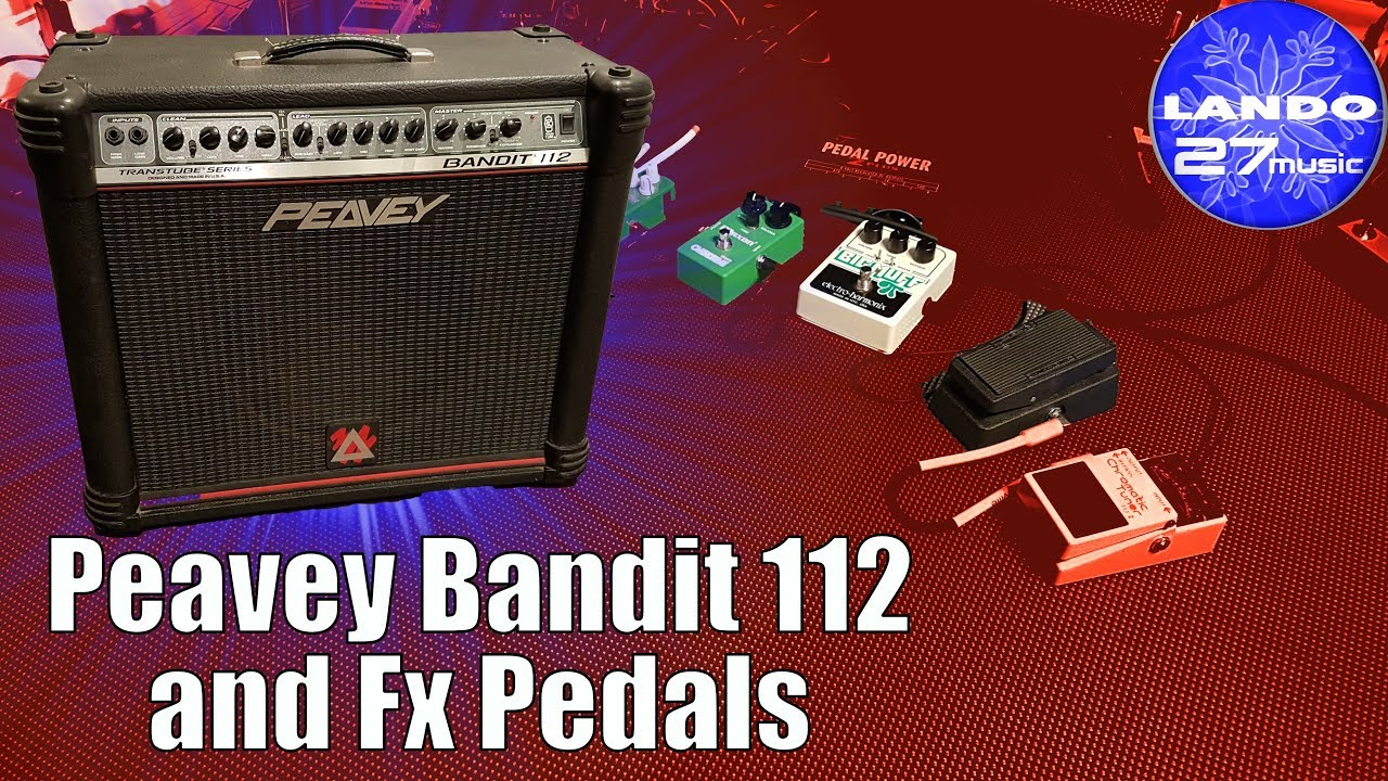 the Peavey Bandit 112 (Red Stripe) and FX pedals - YouTube on bandit 112 peavey amp parts list, bandit 112 guitar amp, triangle schematic symbol circle with diagram, harmony amplifier schematic diagram,