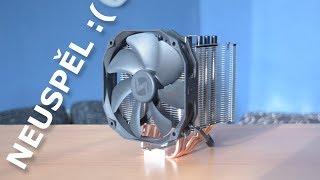 SilentiumPC Fortis 3 - Velký a nepraktický chladič