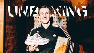 видео Купить кроссовки Adidas Yeezy Boost 350 в Москве «We-Run».