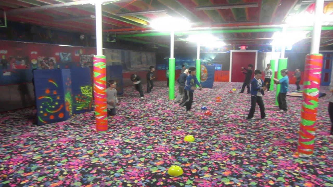 Best Kids Parties Sling Shot Rule You