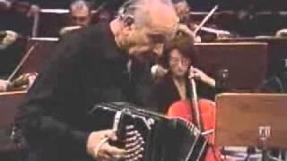 Astor Piazzolla Concierto entrevista 1/5 アストル ピアソラ のインタビュ ーを字幕