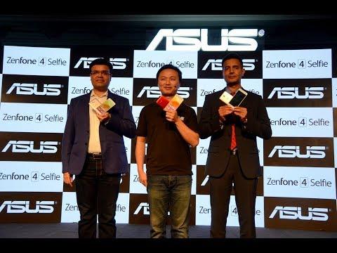 Live stream - Asus Zenfone 4 Selfie  Series Launch