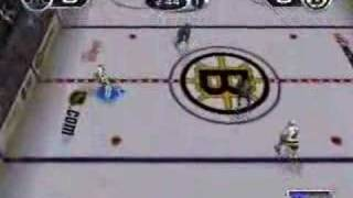 NHL Hitz 2002 X-Box - Gameplay part 1 of 3