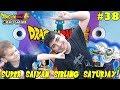 Super Saiyan Sibling Saturday! | Opening Dragon Ball Super Union Force Packs With Lukas #38