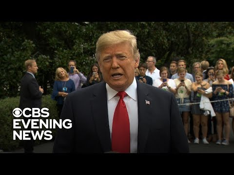 Trump cheers Kavanaugh confirmation vote