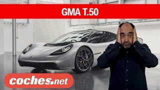 GMA T.50 2021 | Presentación / Review en español | coches.net