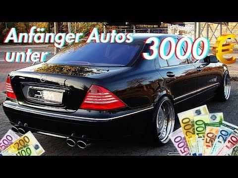 Die Besten Anfänger Autos Für Unter 3000€ | RB Engineering | Mercedes Benz W220 S500