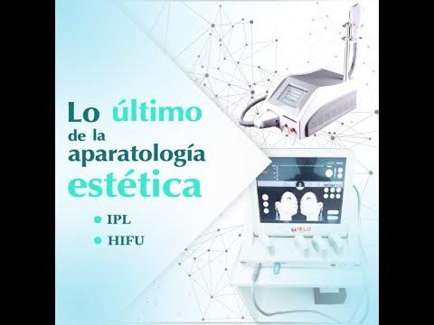 Lo último de la aparatología estética, protocolos y consejos.