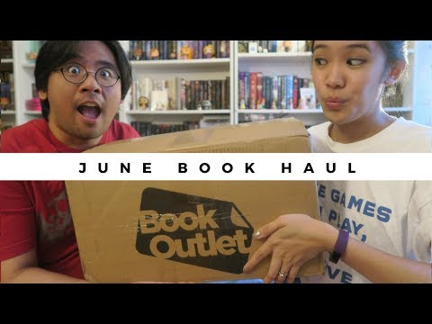 Book Haul | Book Outlet + Then Some