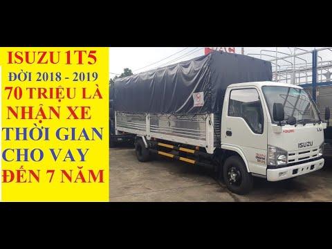 Xe tải ISUZU 1T5 thùng dài lọt lòng 6m2 3 cục chính hãng?? Giá chỉ từ 545 Triệu