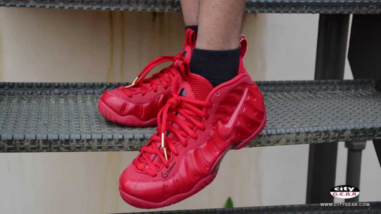 best sneakers 6a586 253bb Nike Air Foamposite Pro