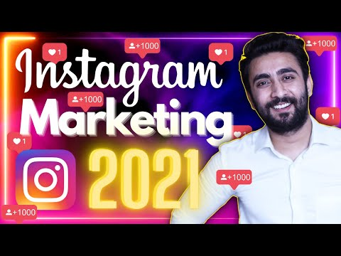 Instagram Marketing In 2021 (The EXACT PLAN to Grow From 0 to 10K Followers FAST!)
