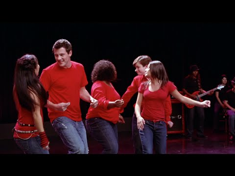 GLEE  Dont Stop Believin Full Performance HD