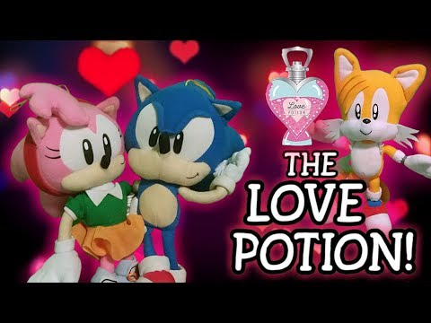 Sonic the Hedgehog - The Love Potion!