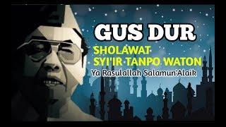 Download lagu LIVE SHOLAWAT SYI'IR TANPO WATON