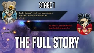 sky Force Reloaded  THE FULL STORY  Stage 5 (1080p)