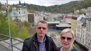 Карловы Вары (Karlovy vary): 15 лечебных источников - Часть #7 #Авиамания