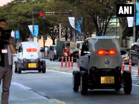 Japanese companies come up with solutions for traffic and water supply issues