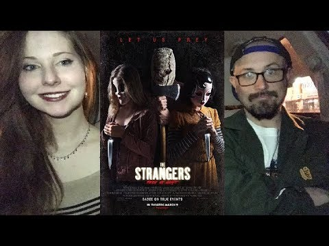 Midnight Screenings LIVE - The Strangers: Prey at Night