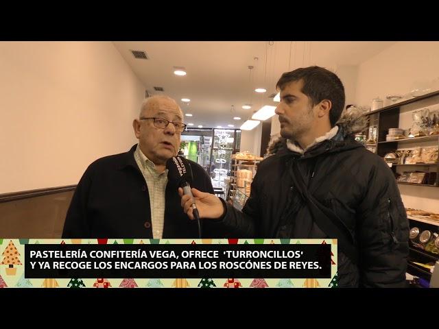 Ya están a la venta los turrón ciclos de Confitería Vega
