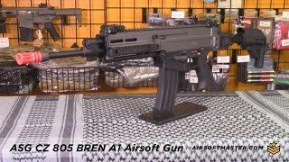ASG CZ 805 Bren A1 Gray Airsoft Gun