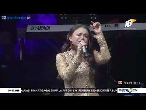 Rossa Bukan Untukku & Terlalu Cinta Konser Inspirasi Cinta Yovie
