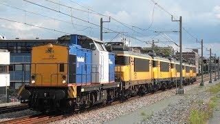 Compilatie locomotief serie 1600, 1700 en 1800 deel 7