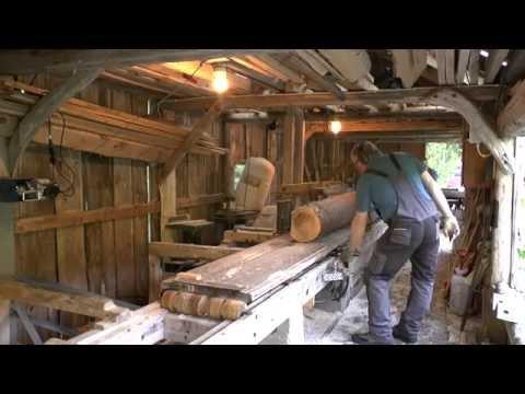 Barlindhaug sawmill sagbruk Solnørdal Norway