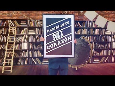 Alex Zurdo - Cambiaste Mi Corazón (Video Lyric Oficial)