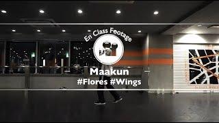 "Maakun ""Wings / Flores""@En Dance Studio SHIBUYA SCRAMBLE"
