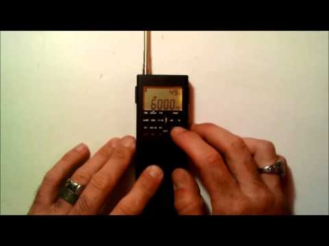 GP-5/SSB handheld SSB ham radio receiver review