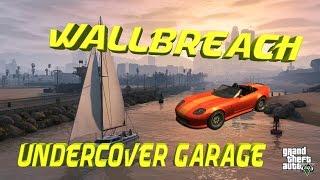 GTA 5 Online Glitch | Wallbreach | Undercover Garage [Deutsch] [HD]