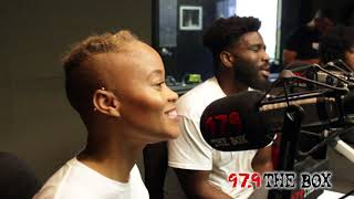 Tobe Nwigwe And The Originals Discuss Love, Erykah Badu, Breakthroughs & More! [EXCLUSIVE]