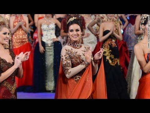Miss World 2013 บรรยายไทย