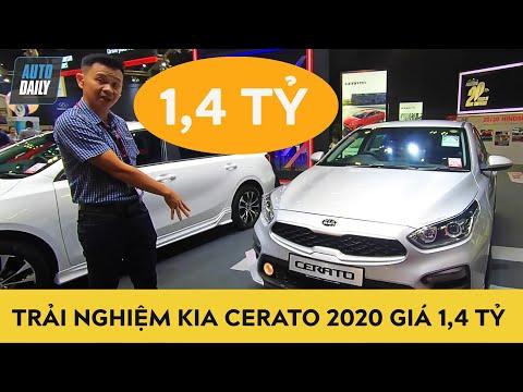 Trải Nghiệm Kia Cerato 2020 Giá 1,4 Tỷ, Giá GẤP ĐÔI Kia Cerato 2019 Tại Việt Nam Có Gì?